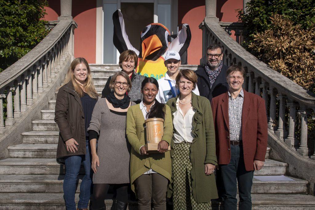 Minusio: Premiazione Concorso Igsu 2019 Per Le Giornate Cleanup